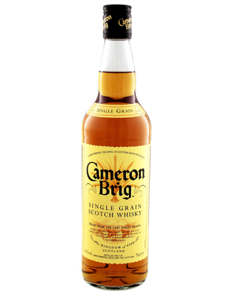 Cameron Brig Single Grain Scotch Whisky 0,7L