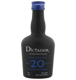 Dictador Solera 20YO Miniatures 0,05L