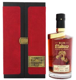 Malteco Selección 1987 0,7L Wooden Box