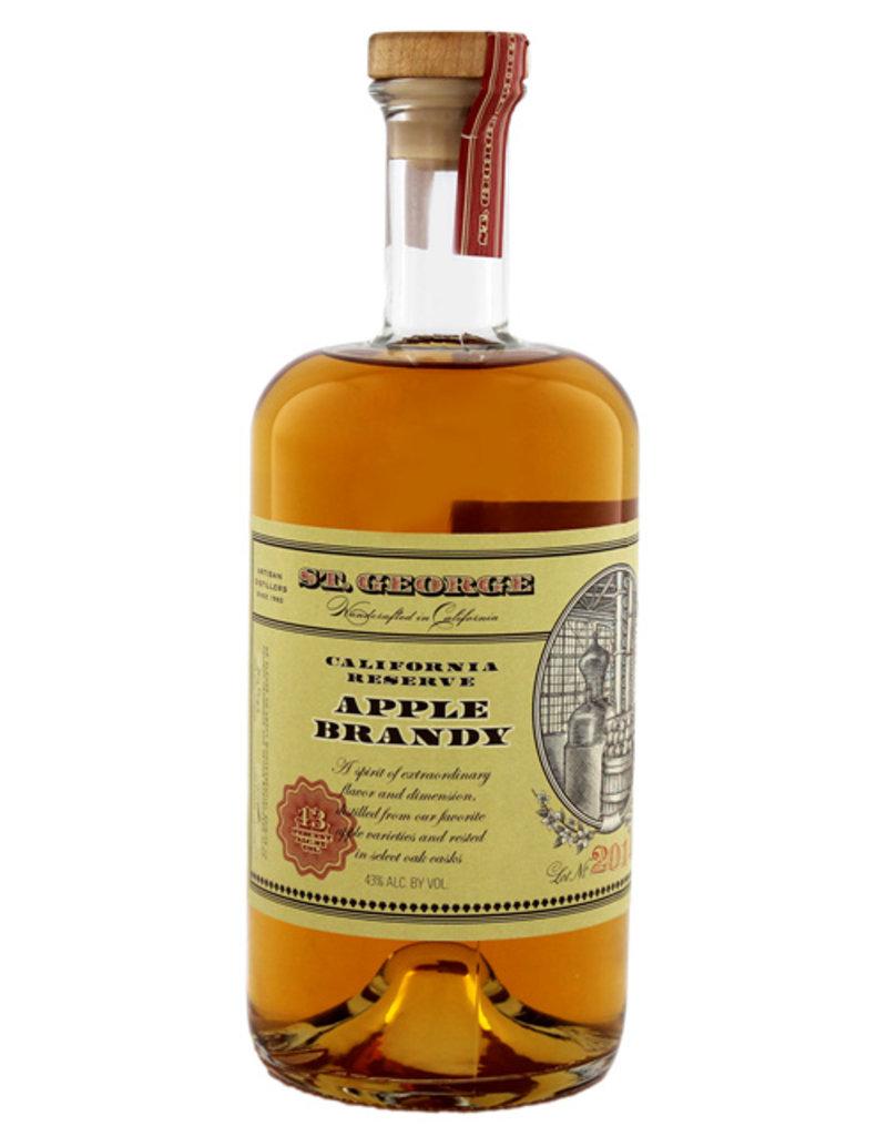 St. George California Reserve Apple Brandy 0,75L -US-