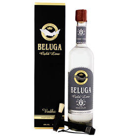 Beluga Gold Vodka 0,7L -GB-