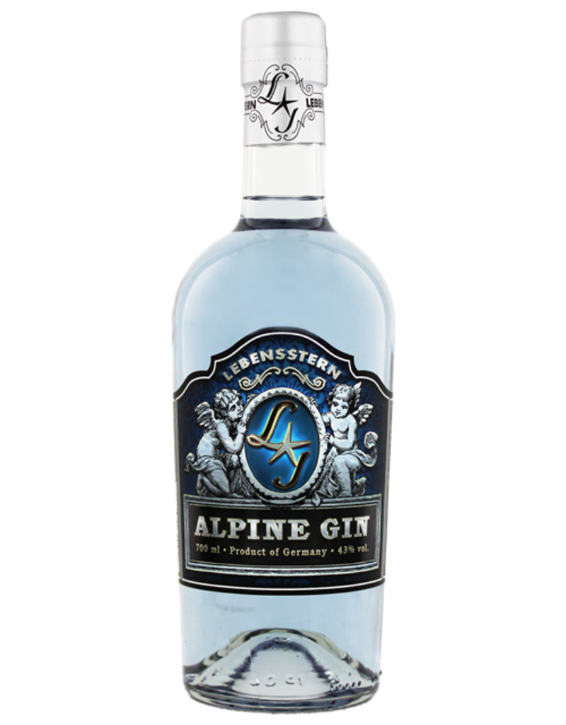Lebensstern Alpine Gin 0,7L
