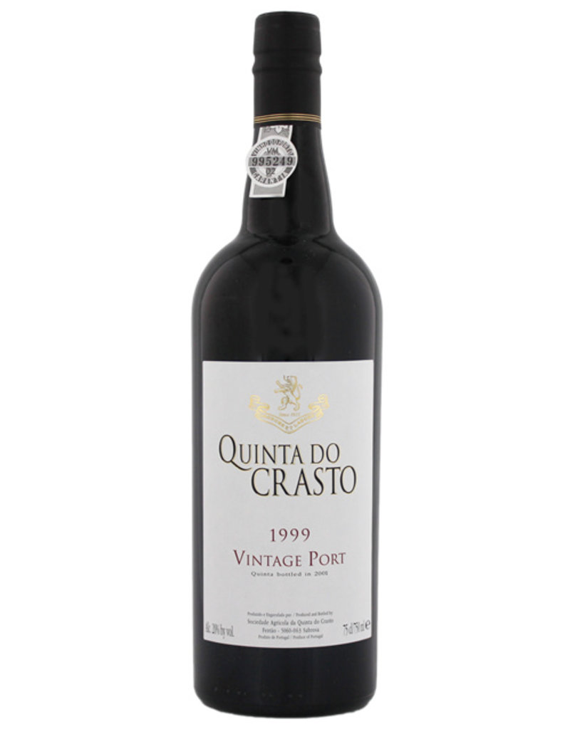 Quinta do Crasto Vintage Port 1999 0,75L