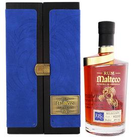 Malteco Selección 1986 0,7L Wooden Box