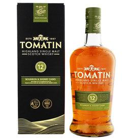 Tomatin 12YO 1,0L -GB-