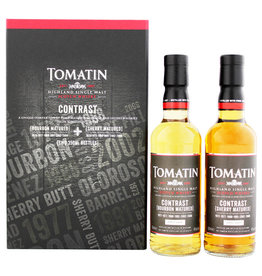 Tomatin Contrast Pack 2x0,35L