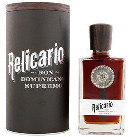 Relicario Ron Dominicano Supremo 15YO Solera 0,7L -GB-