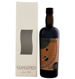 Samaroli 1980/2015 Blend Scotch Whisky 0,7L -GB-