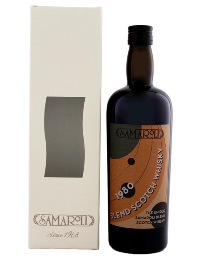Samaroli 1980/2015 Blend Scotch Whisky 0,7L -GB-