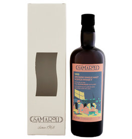 Samaroli Glenburgie 1995/2016 Speyside Single Malt Scotch Whisky 0,7L -GB-