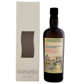 Samaroli Clynelish 1997/2016 Highland Single Malt Scotch Whisky 0,7L -GB-