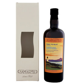 Samaroli Ferry to Islay Edition 2016 Blended Malt Scotch Whisky 0,7L -GB-