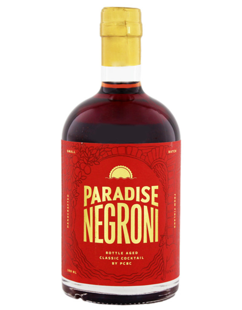 Paradise Negroni 0,5L