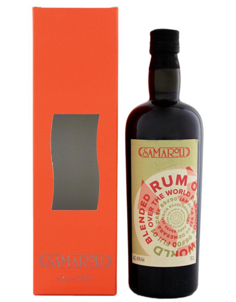 Samaroli Over the World Blended Rum Edition 2016 0,7L -GB-