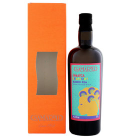 Samaroli Jamaica Rhapsody Blended Rum (2016) 0,7L -GB-