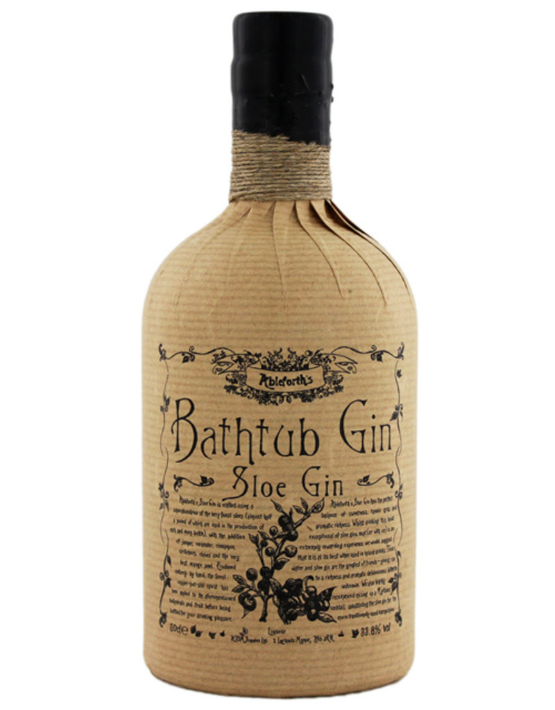 Ableforth´s Bathtub Sloe Gin 0,5L