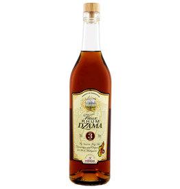 Dzama Vieux 3 years old rum 70cl