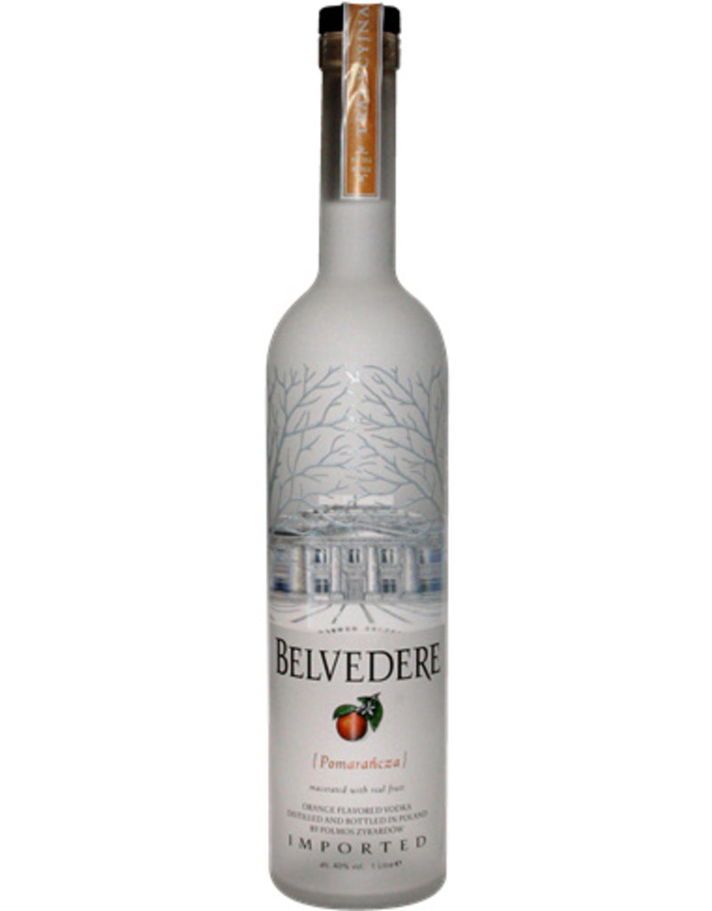 Belvedere Vodka Pomarancza 1,0L