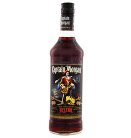 Captain Morgan Black Label Rum 70cl