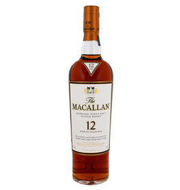 Macallan Macallan 12YO Sherrywood 0,7L -GB-