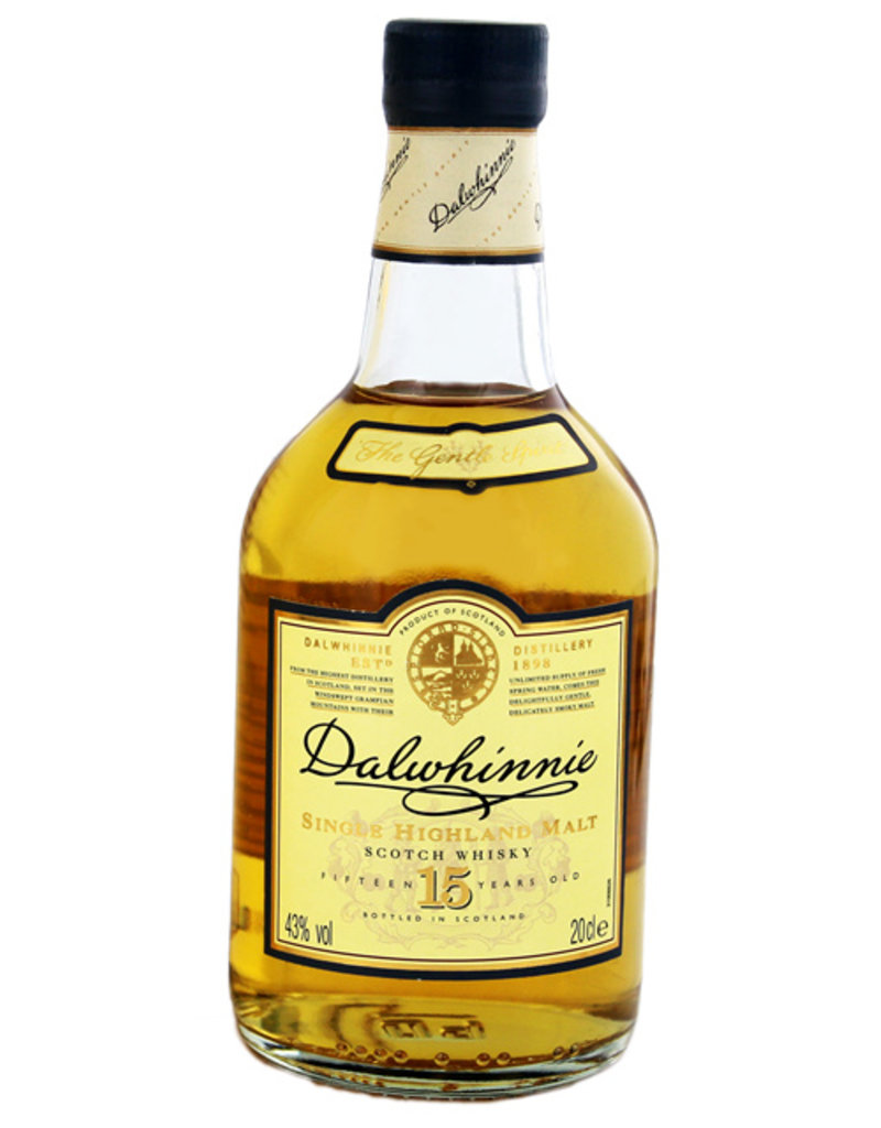 Dalwhinnie 15YO 0,2L -GB-