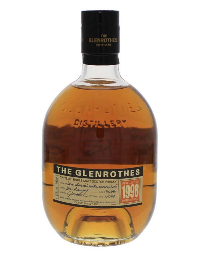 The Glenrothes 1998 Malt 0,7L -GB-