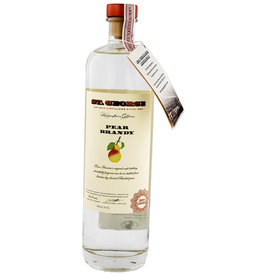 St. George Pear Brandy 0,75L -US-