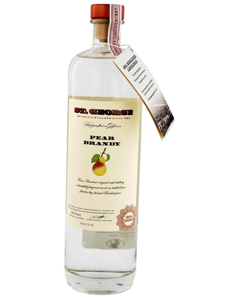 St. George Pear Brandy 0,75L -US-