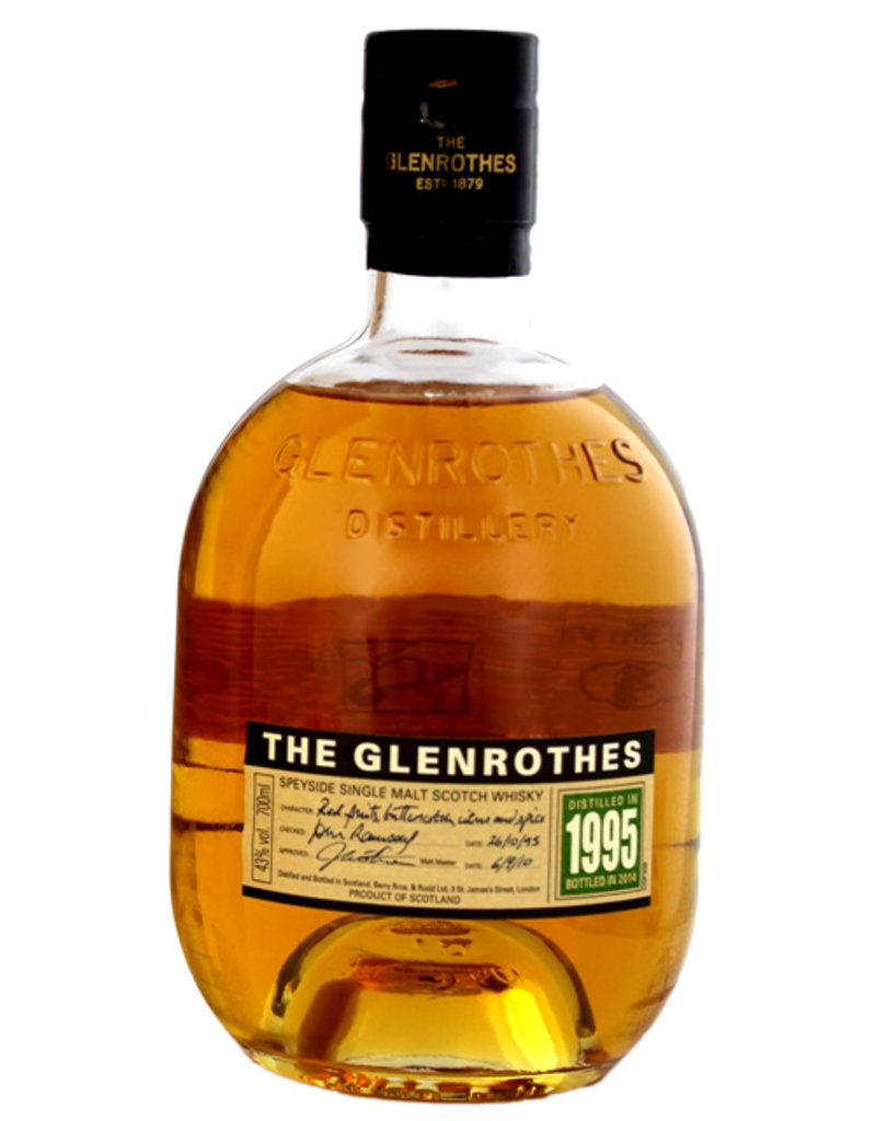 The Glenrothes 1995 Malt 0,7L -GB-
