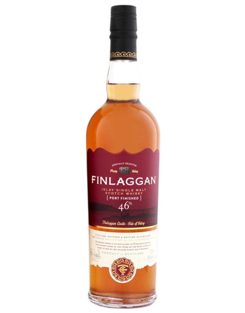 Finlaggan Finlaggan Port Wood Finish single malt whisky 0,7L -GB-