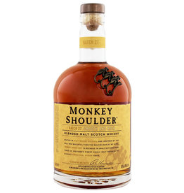 Monkey Shoulder Blended malt Scotch whisky 1,0L
