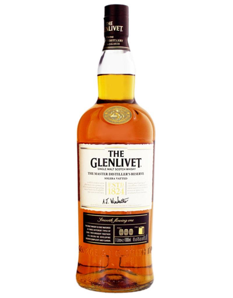 Glenlivet The Glenlivet Master Distiller's Reserve Solera Vatted 1,0L -GB-