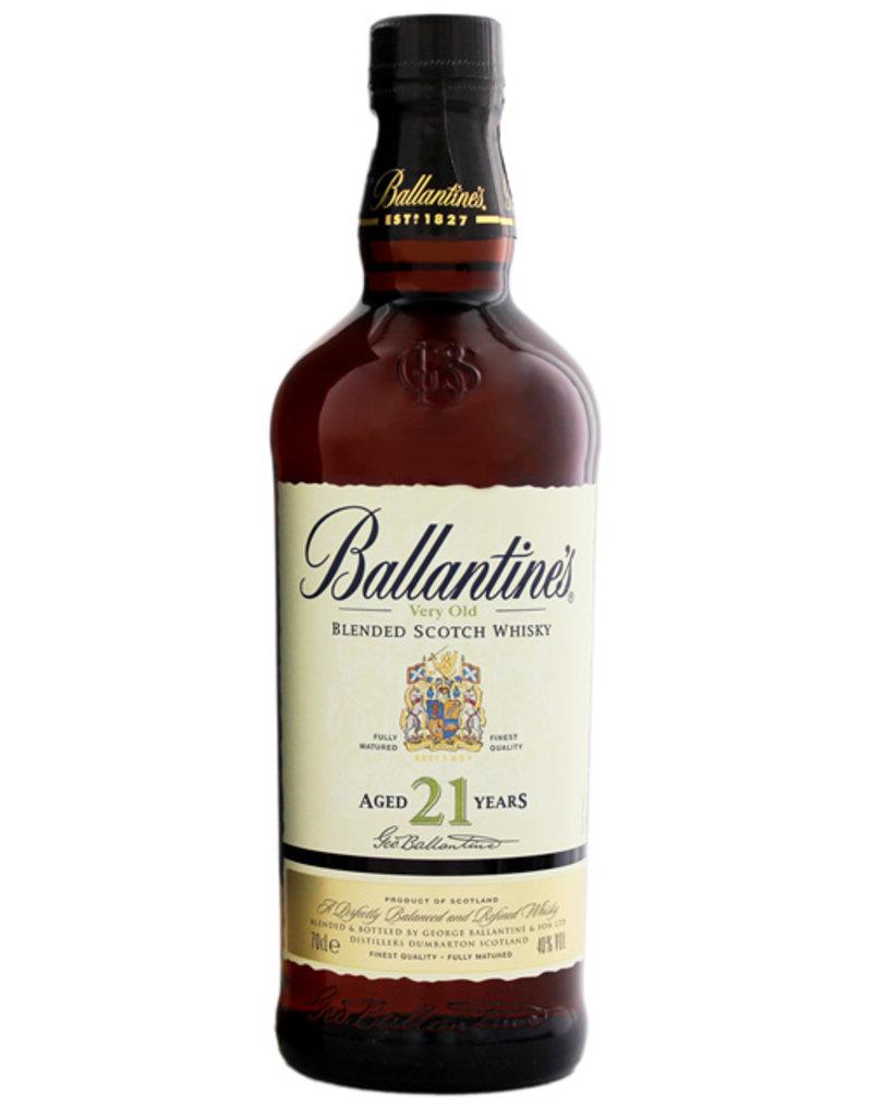 Ballantines Ballantines 21YO Scotch Whisky 0,7L -GB-