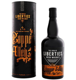 The Dublin Liberties Copper Alley 10YO Single Malt Irish Whiskey 0,7L -GB-