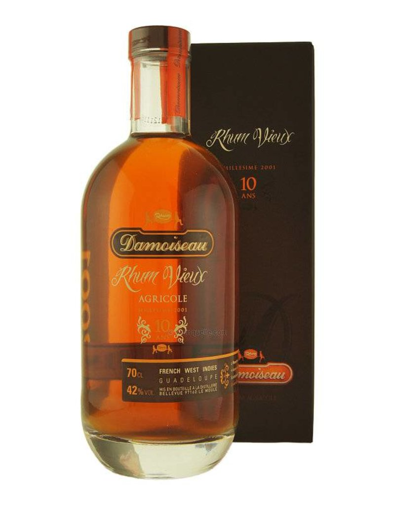 Damoiseau Damoiseau Rhum Vieux 10YO 0,7L -GB-
