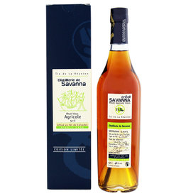 Savanna Savanna Créol Rhum Vieux Agricole Single Cask 11YO 2003/2015 0,5L -GB- Calvados Finish