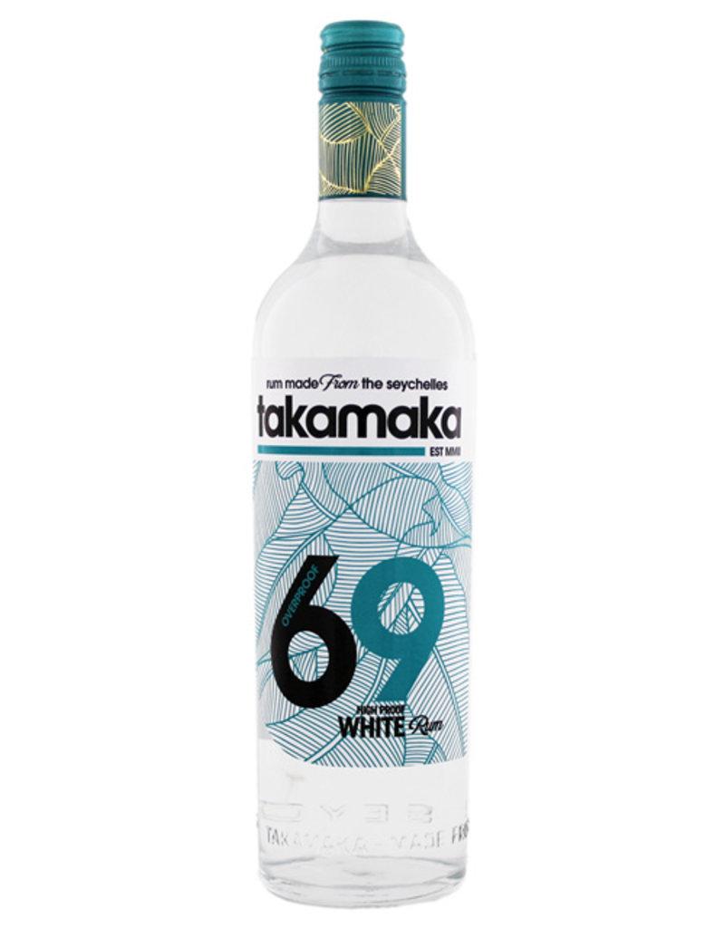 Takamaka Overproof White 0,7L