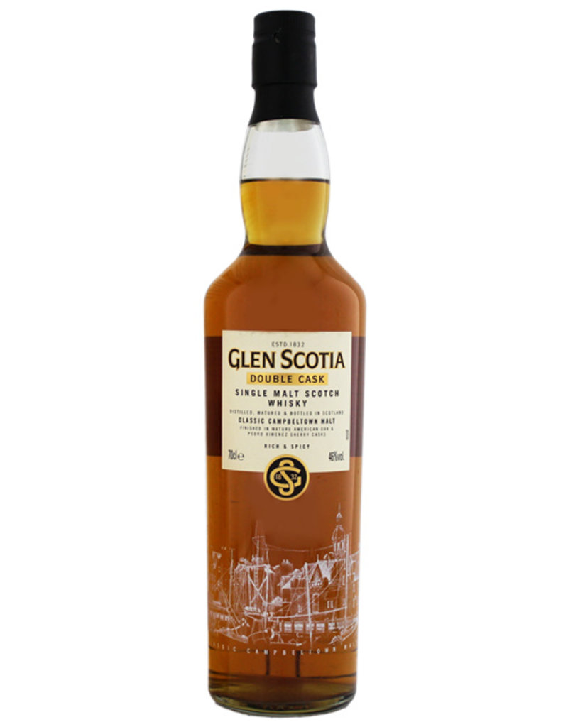 Glen Scotia Double Cask 0,7L -GB-