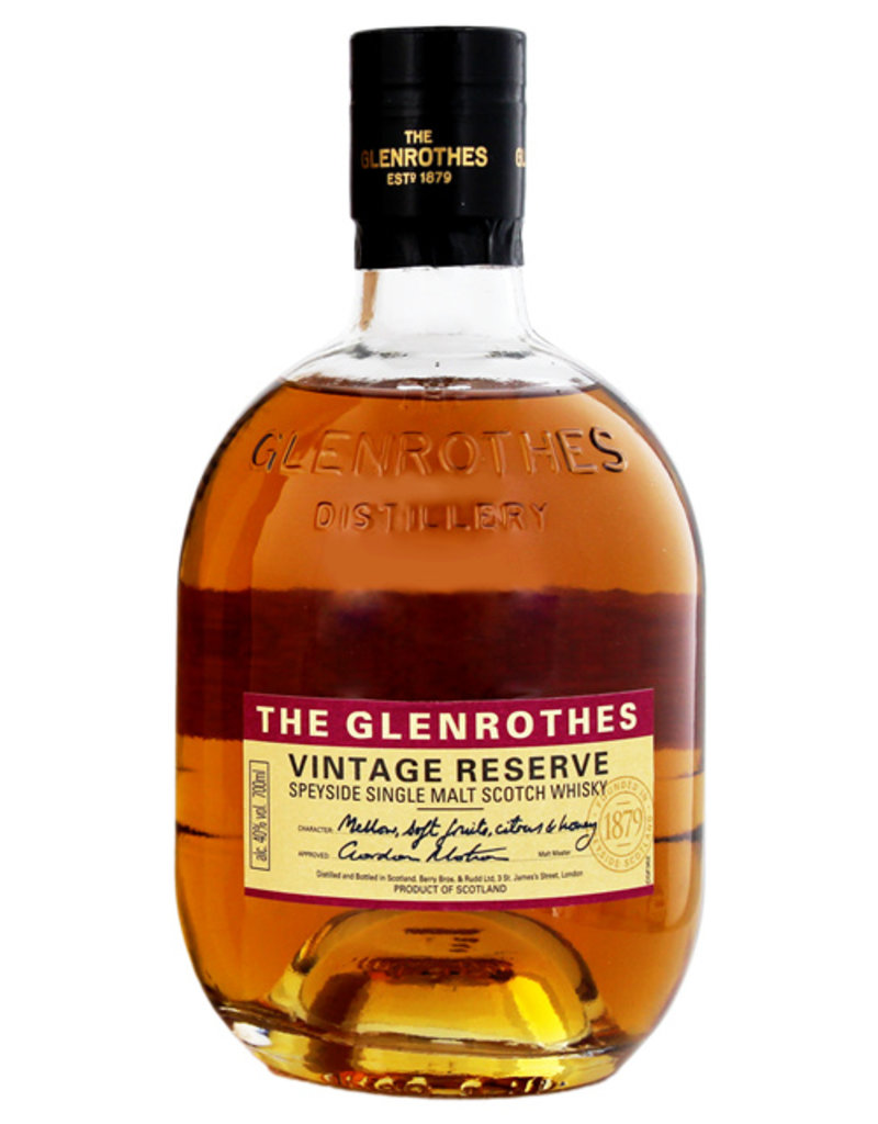 The Glenrothes Vintage Reserve 0,7L -GB-
