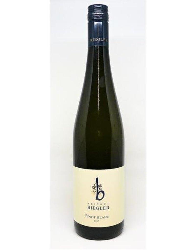 2015 Weingut Biegler Pinot Blanc