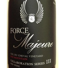2012 Force Majeure Collaboration III