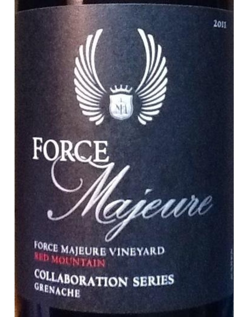 2012 Force Majeure Grenache