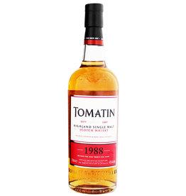 Tomatin Tomatin Single Malt 1988 2nd Release 0,7L -GB-