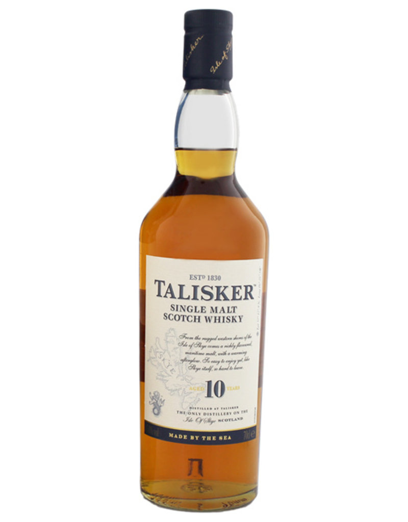 Talisker 10 Years Old 700ml Gift box