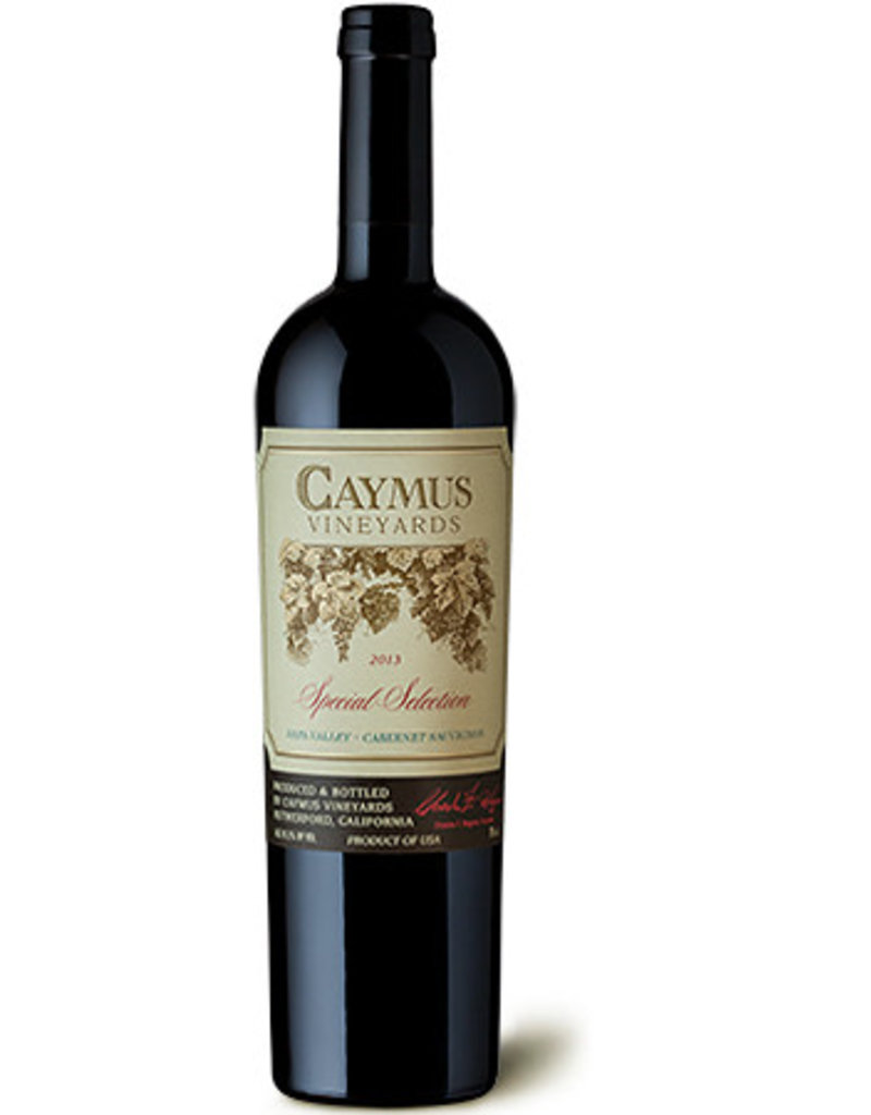 Caymus 2013 Caymus Vineyards Special Selection