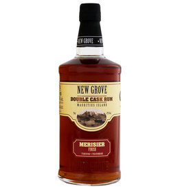 New Grove Double Cask Merisier Finish 0,7L -GB-