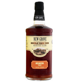 New Grove Double Cask Acacia Finish 0,7L -GB-