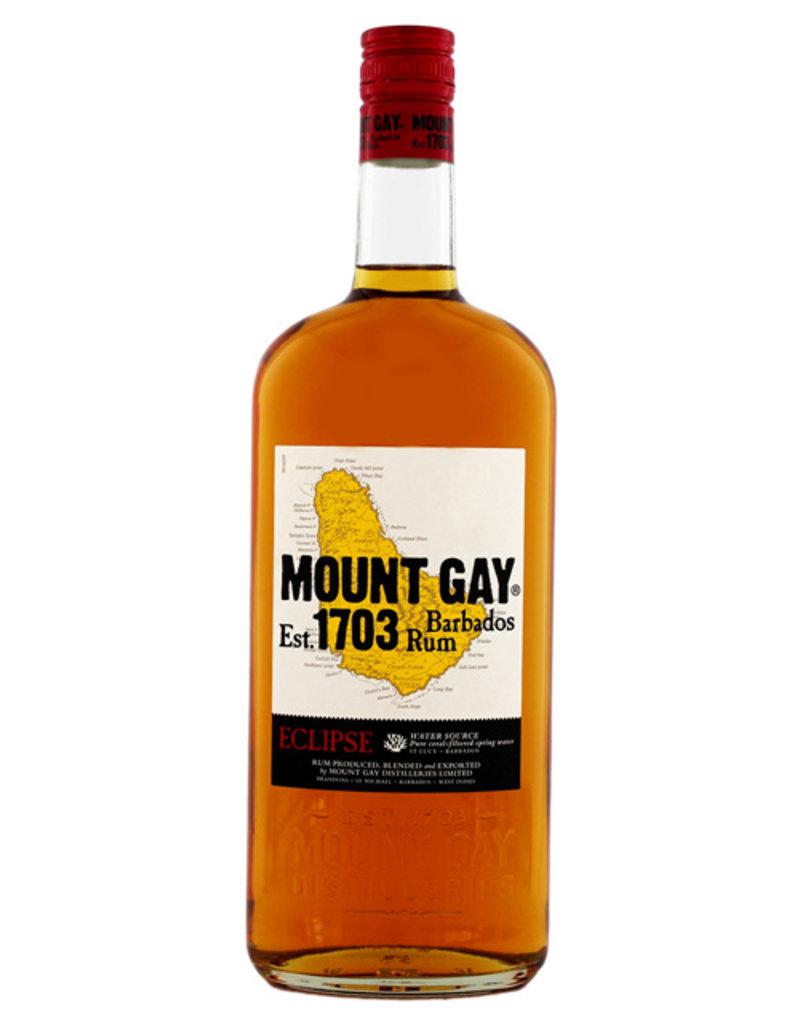 Mount Gay 1000 ml Rum Mount Gay Eclipse - Barbados