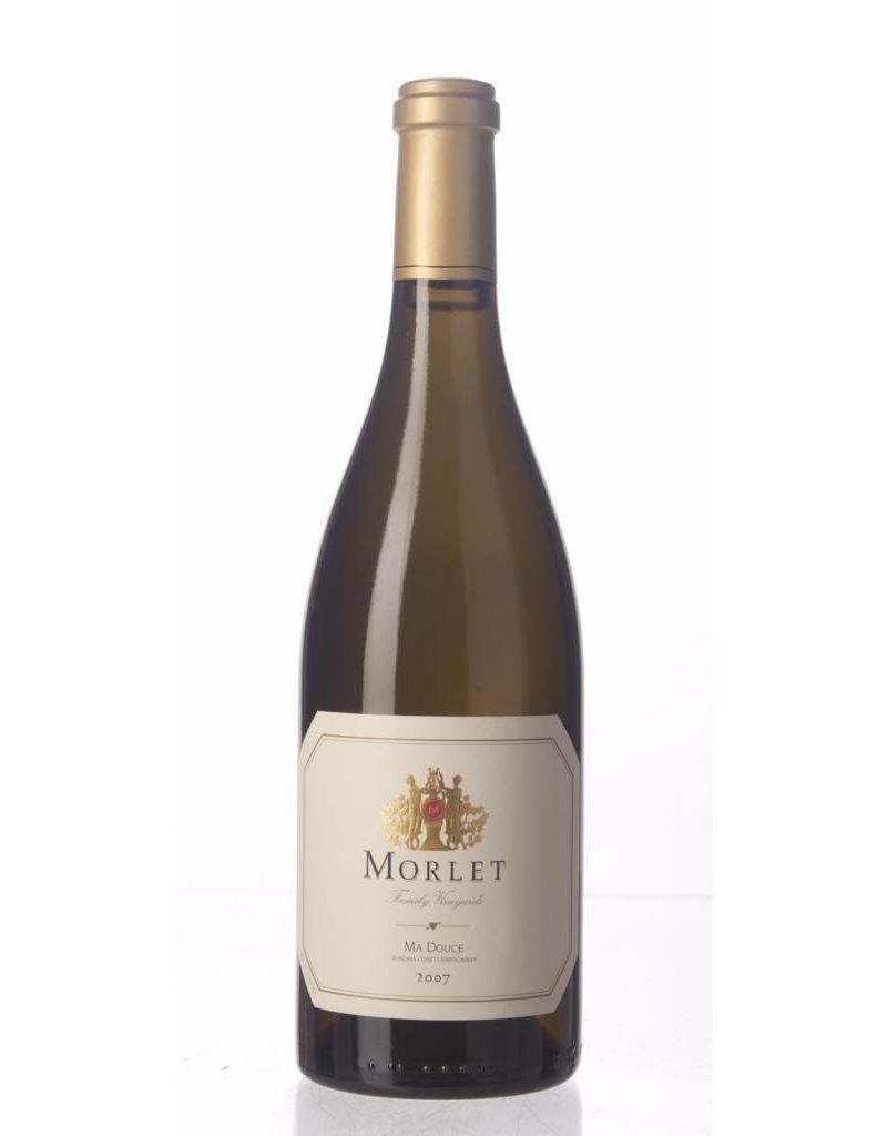 Morlet Family Vineyards 2014 Morlet Family Vineyards Chardonnay Ma Douce