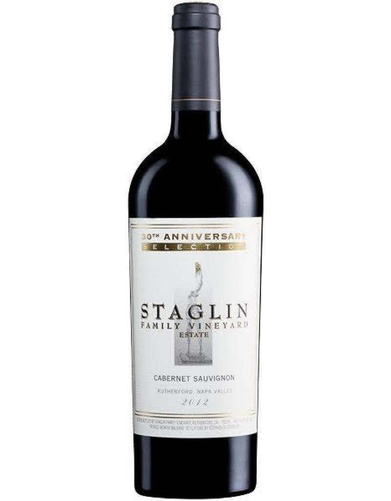 Staglin Family 2012 Staglin Family Vineyard Estate Cabernet Sauvignon
